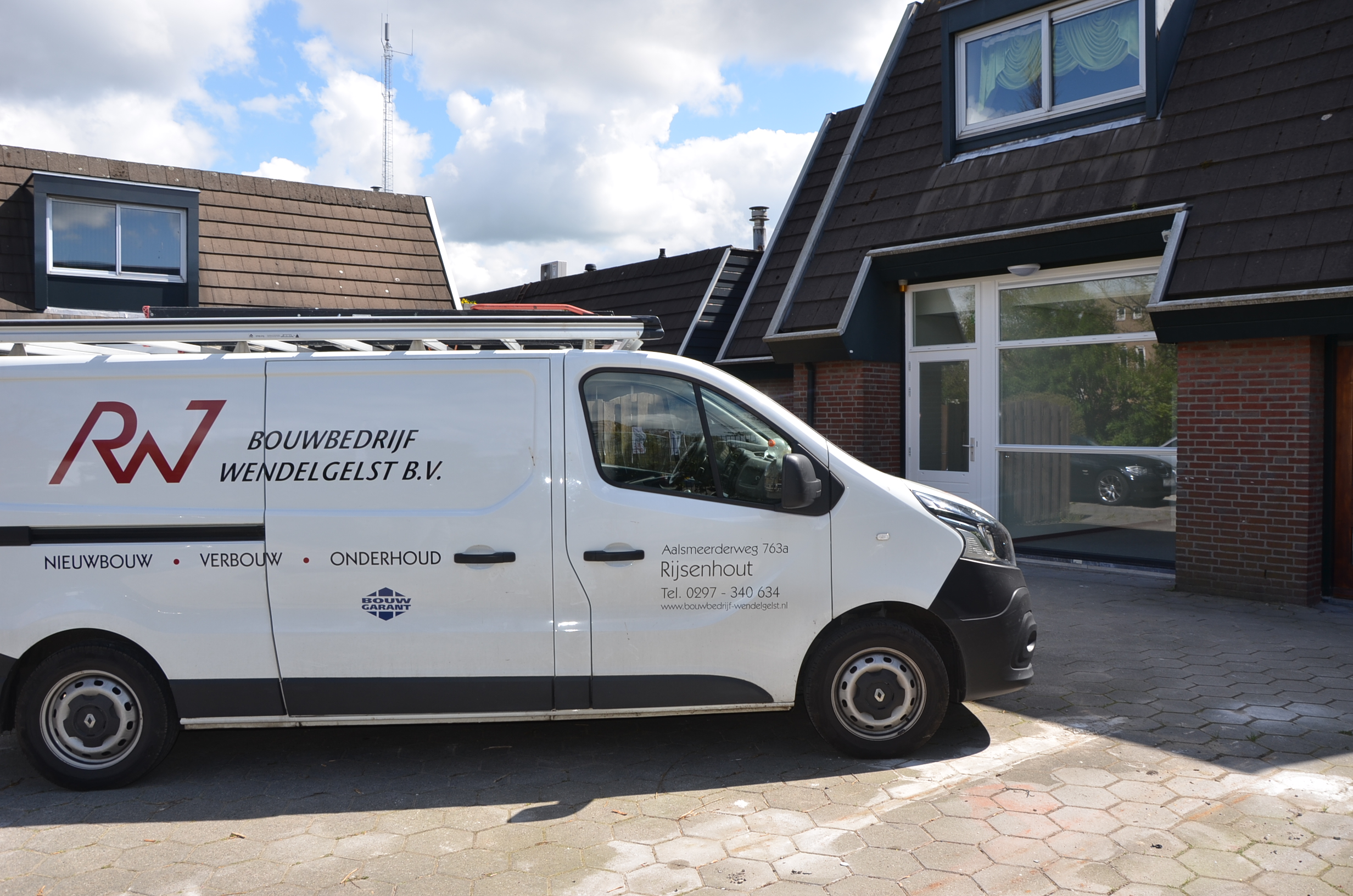 Verbouwing Aalsmeer in Aalsmeer