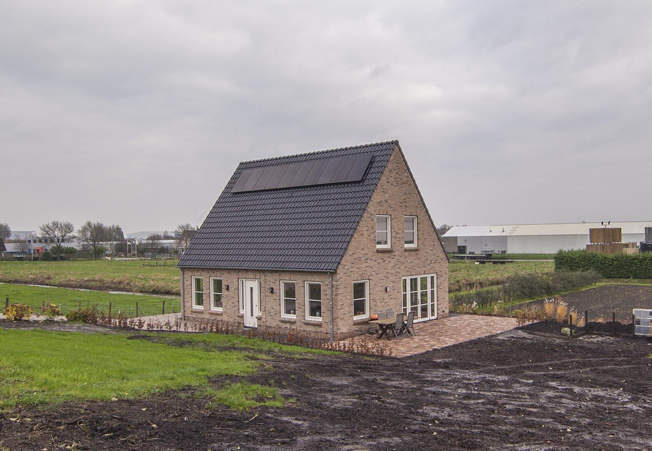 Nieuwbouw Aalsmeer in Aalsmeer