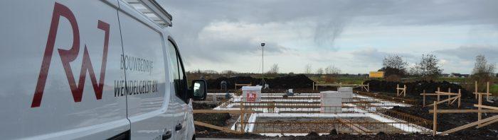 Nieuwbouw woning Bouwbedrijf Wendelgelst