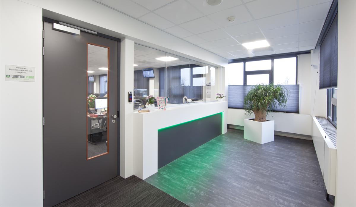 Verbouwing kantoor Aalsmeer