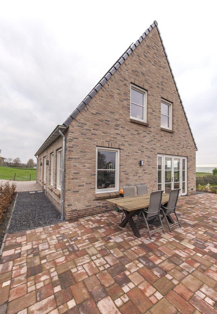 Nieuwbouw huis Bouwbedrijf Wendelgelst