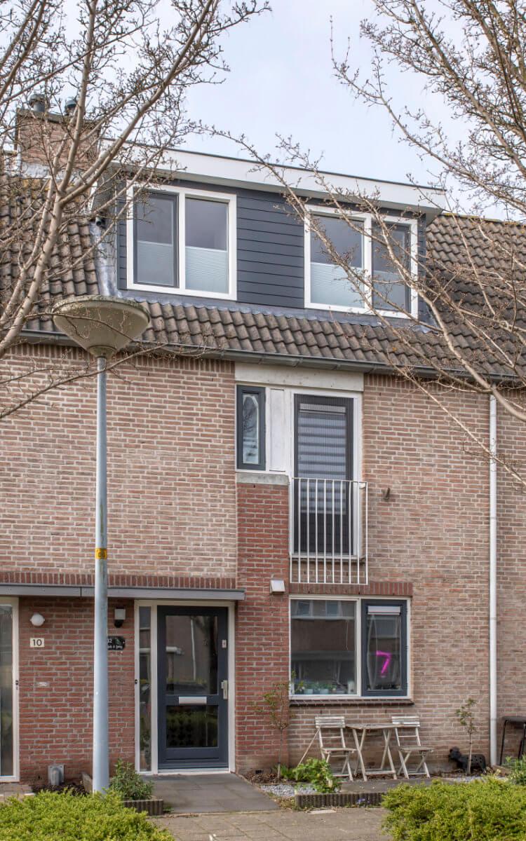 Dakopbouw Hoofddorp in Hoofddorp