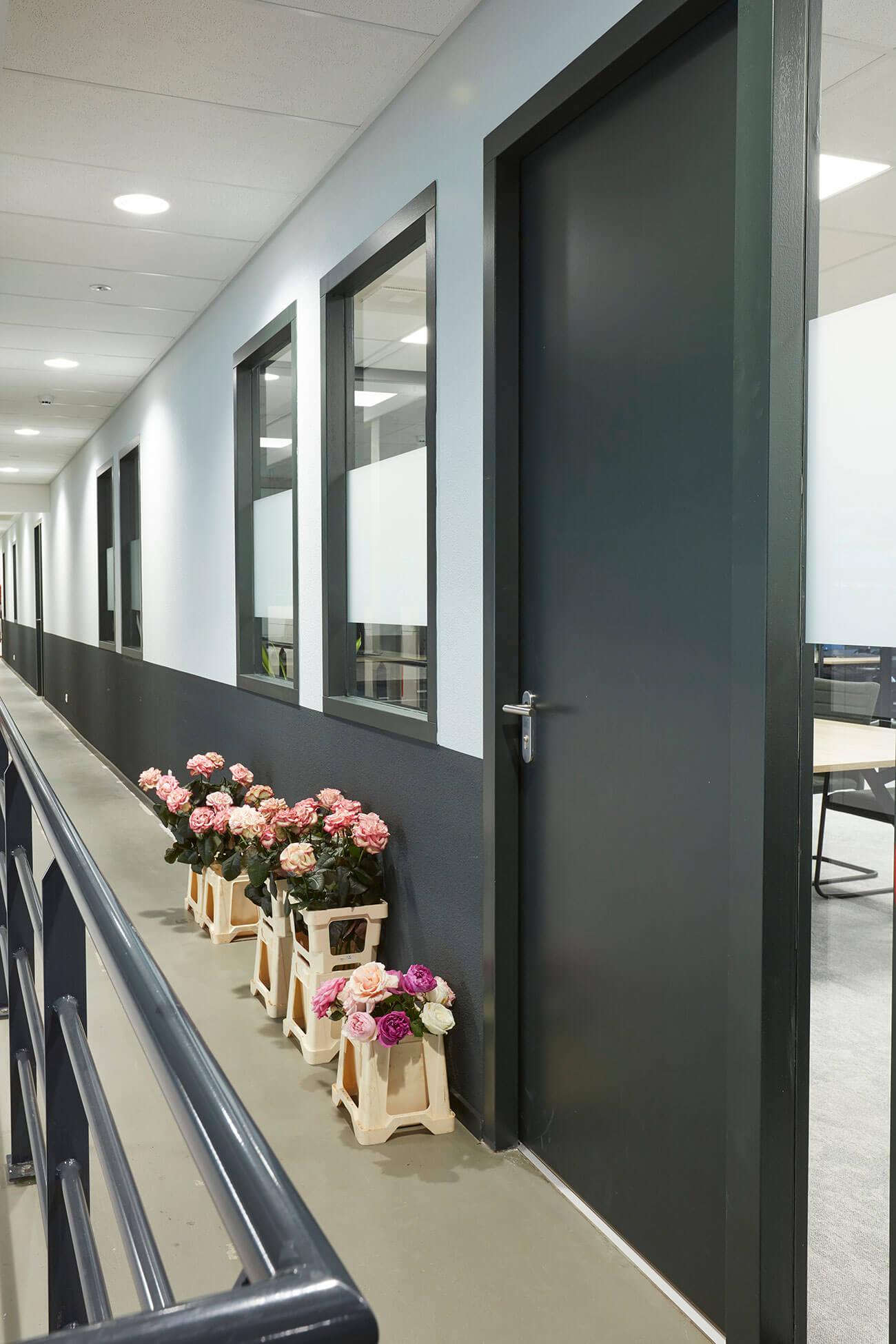 Kantoor verbouwing Aalsmeer in Aalsmeer