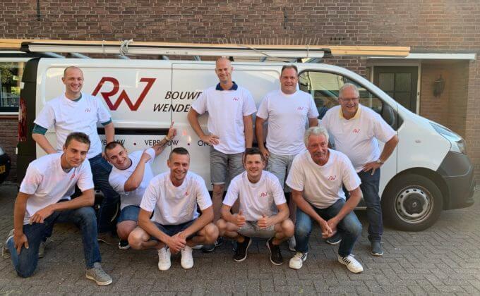 Nieuwbouw Haarlem - Bouwbedrijf Wendelgelst - Aannemer in Noord-Holland, Rijsenhout