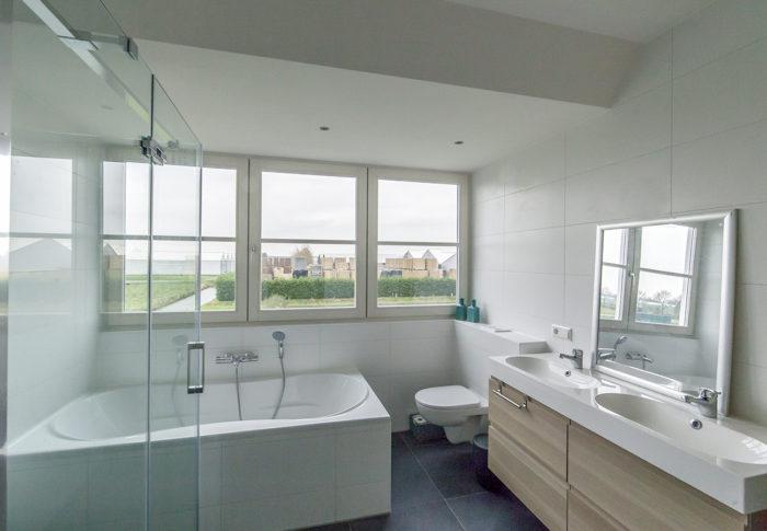 Badkamer Verbouwen Of Renoveren Bouwbedrijf Wendelgelst B V
