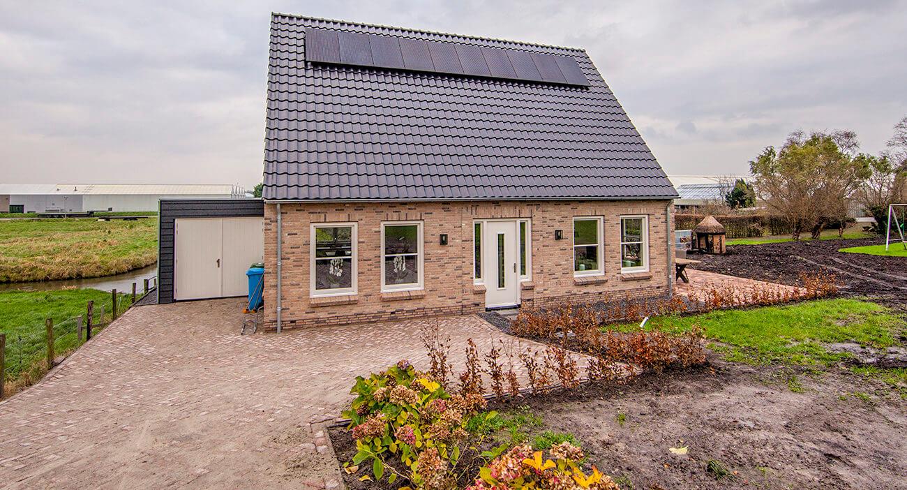 Huis bouwen Bouwbedrijf Wendelgelst