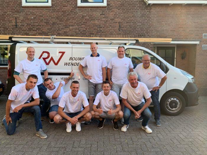 Aanbouw huis - Bouwbedrijf Wendelgelst - Aannemer in Noord-Holland, Rijsenhout