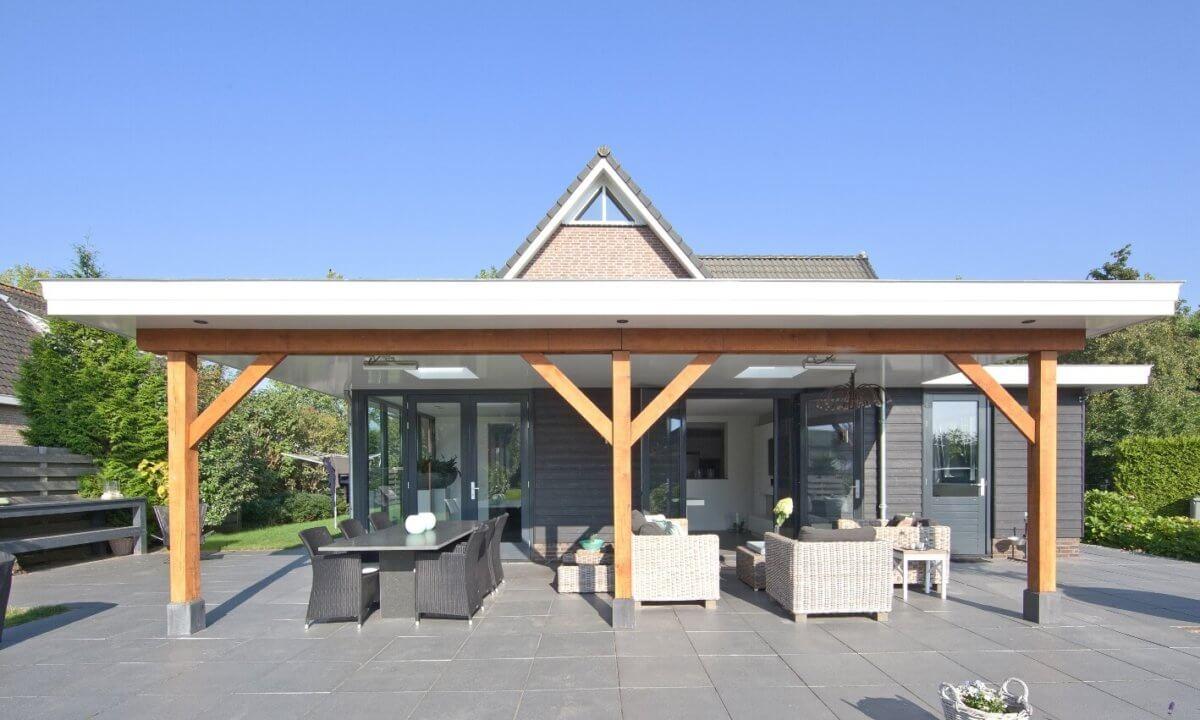 Aanbouw huis Bouwbedrijf Wendelgelst