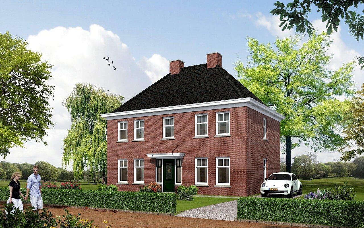 Huis laten bouwen Aannemersbedrijf Wendelgelst
