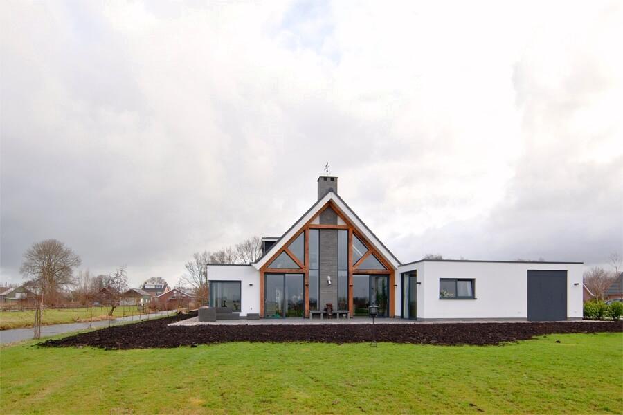 Huis laten bouwen Bouwbedrijf Wendelgelst