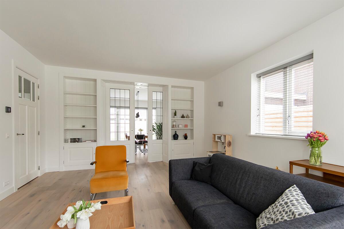 Woning renovatie Aannemersbedrijf Wendelgelst