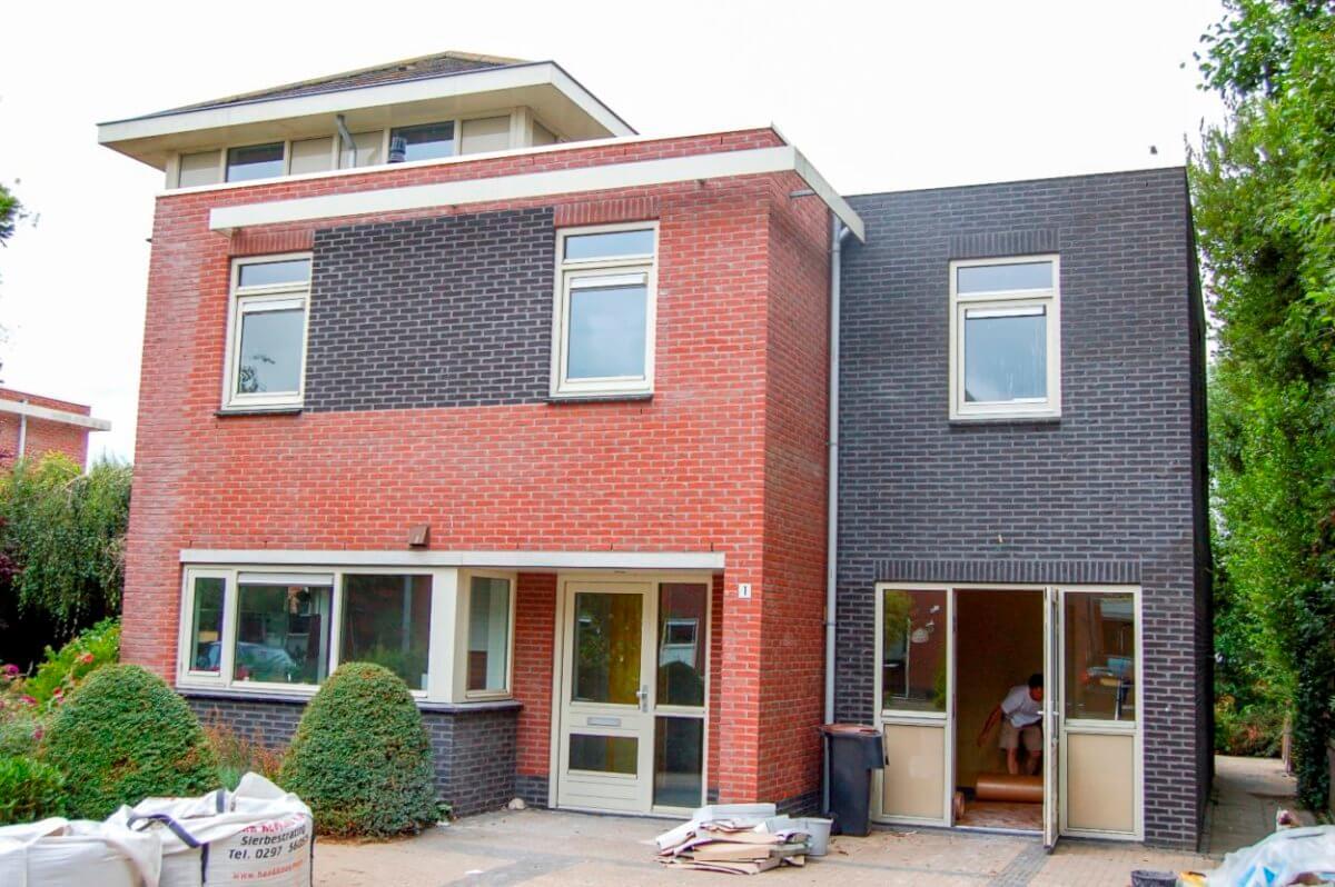 Aanbouw woning - Bouwbedrijf Wendelgelst - Aannemer in Noord-Holland, Rijsenhout